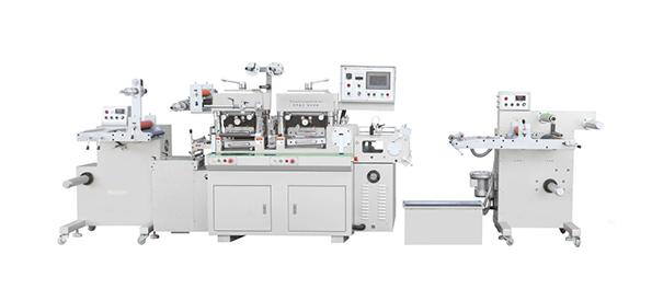 高速多功能双座模切机-使效率提高1-2倍,缩短产品交期