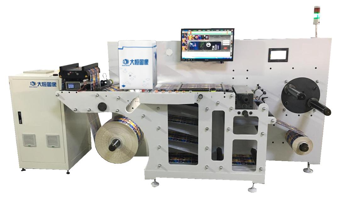 国际一流全自动验标机-为每一个出厂产品的质量得到保障